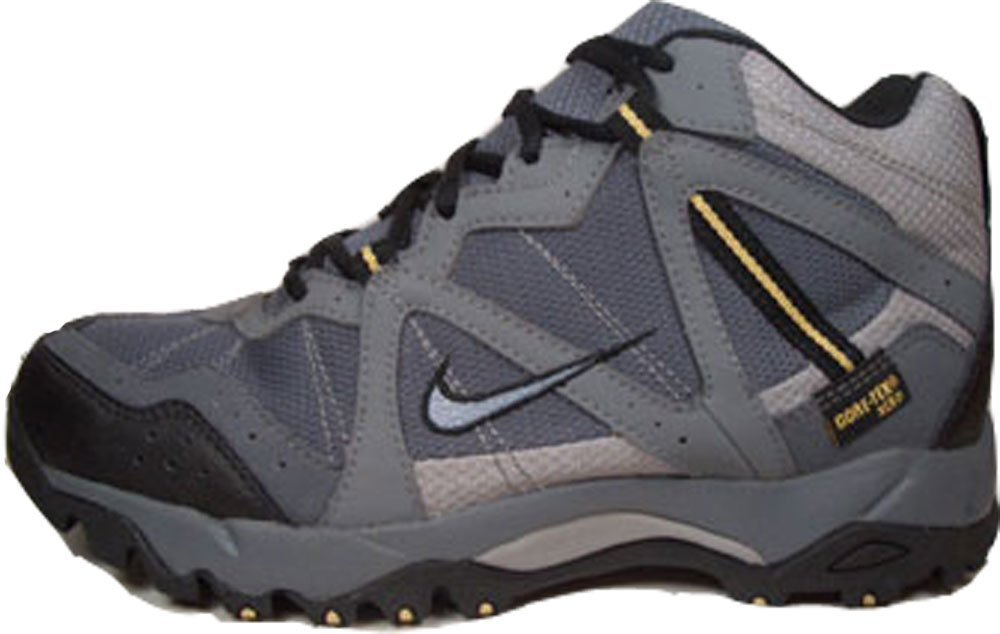 905299086442 Nike ACG Bandolier II Mid GTX Goretex - - All Condition Gear Grey 316439 Size  Euro 38 US 7 UK 4.5 - 24 cm  Amazon.co.uk  Sports   Outdoors