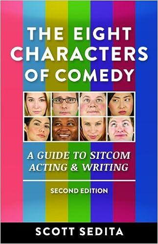Resultado de imagen de eight characters of comedy
