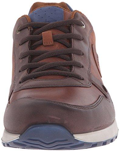 Cs14 Ecco mocha Sneaker Men's 59379 mahogany Uomo Marrone 8xRxdSw