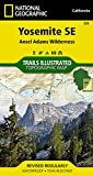 Search : Yosemite SE: Ansel Adams Wilderness (National Geographic Trails Illustrated Map)