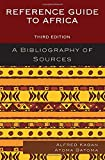 img - for Reference Guide to Africa: A Bibliography of Sources book / textbook / text book