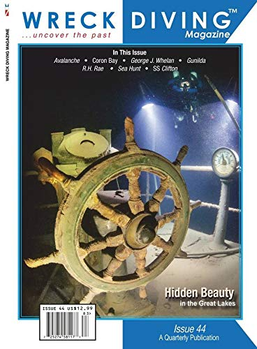Amazon com: Wreck Diving Magazine: Kindle Store