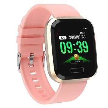 Denash Reloj Deportivo, Pantalla en Color Smartwatch Monitor de ...