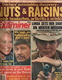 National Examiner 1983 Dec 27 Joan Kennedy,Charles Bronson,Linda Grey