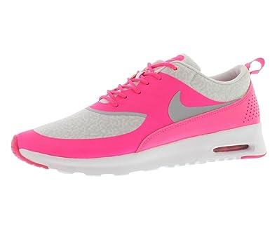 59c5c0b80dcf Nike Air Max Thea Print Cheetah Hyper Pink Wolf Grey Womens (UK 8 ...