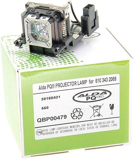 lampada con modulo Alda PQ-Premium Lampada proiettore per SANYO PLC-XU305A Proiettori