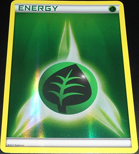 Pokemon - Grass Energy 2011 - Holo - Promo