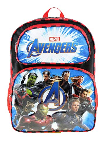 marvel avengers backpack - 9