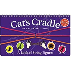 Klutz K536 Cat's Cradle Book Kit -