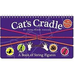 Klutz K536 Cat's Cradle Book Kit -