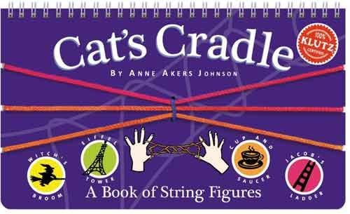 Klutz Toys (1-Pack) Cats Cradle Book Kit K536