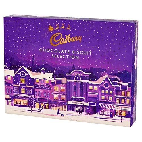 Cadbury Occasions Selection Carton 245g | British Christmas Candy Cadbury Chocolate UK | British Christmas Shop | Imported from UK