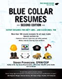img - for Blue Collar Resumes book / textbook / text book