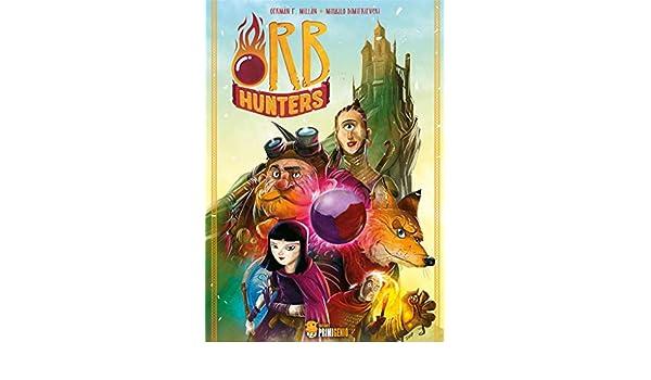 Ediciones Primigenio- Orb Hunters - Español, Multicolor, Talla Única (Epoh0001): Amazon.es: Juguetes y juegos
