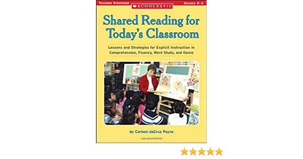 Amazon Shared Reading For Todays Classroom Lessons And