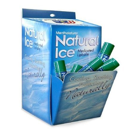 (Natural Ice Medicated Lip Protectant/Sunscreen SPF 15, Original 48)