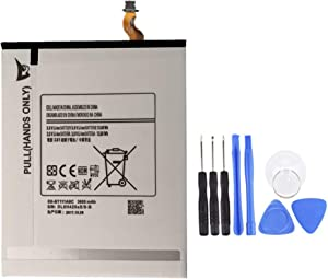 7XINbox 3.8V 3600mAh 13.68Wh EB-BT115ABC EB-BT115ABE Replacement Laptop Battery for Samsung Galaxy Tab 3 Lite 7.0 SM-T110 SM-T111 T110 T111 EB-BT111ABE EB-BT111ABC EB-BT111ABU GH43-04081A