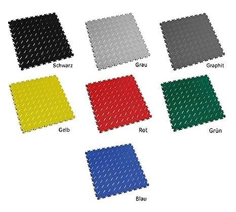 Diamant - Hohe Belastbarkeit Industrie-Anwendung Graphit Fortelock/® Vinylfliese 2010