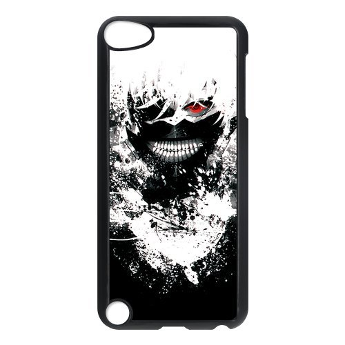 Tokyo Ghoul Back Cover Case for New iPod Touch 5th Generation,Protective Tokyo Ghoul Hard Plastic Back Fits Cover Case for iPod Touch 5, 5G 5th Generation