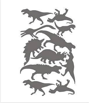 11 Unids Set Parque Jurasico De Dibujos Animados Dinosaurios Lindos Pegatinas De Pared Para Ninos Chicos Habitaciones Nursery Art Mural Decoracion Del Hogar Animal Wallpaper Amazon Es Bricolaje Y Herramientas Esta es la página 1 de 26. chicos habitaciones nursery art mural