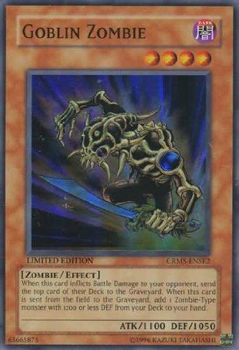Yu-Gi-Oh! - Goblin Zombie (CRMS-ENSE2) - Crimson Crisis - Limited Edition - Super Rare