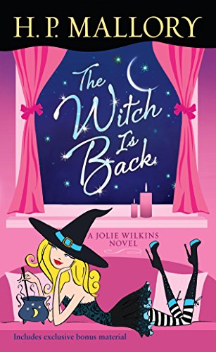 Image result for The Witch is Back by H.P. Mallory