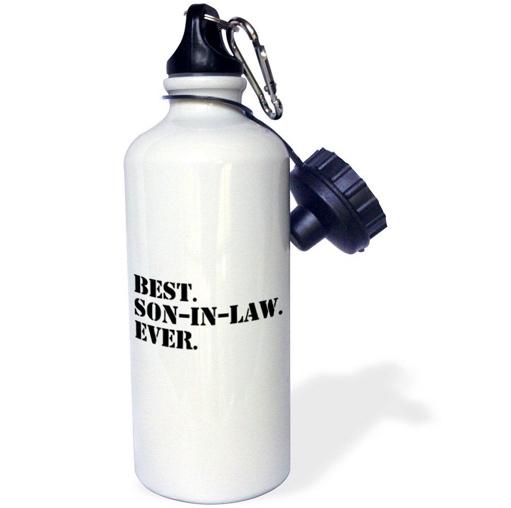 3dRose wb/_151545/_2 Straw Water Bottle