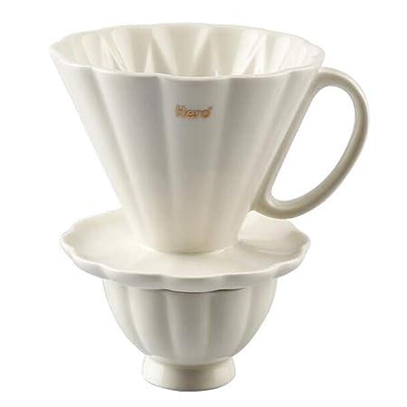 GUYUEXUAN Taza de café, Taza de Filtro de café, Cafetera de ...
