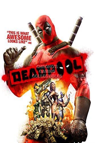 PremiumPrintsG - Deadpool PS3 Xbox 360 - XOTH039 Premium Decal 11