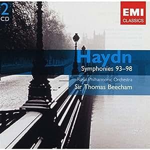 Haydn: Symphony Nos. 93-98