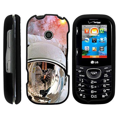 [해외]LG Cosmos 3 VN251S 커버, 전신 갑옷에 하드 케이스 보호대 Galactic Designs Series LG Cosmos 3 VN251S 및 LG Cosmos 2 by Miniturtle -/LG Cosmos 3 VN251S Cover, Snap On Full Body Armor Hard Protector Case Galactic Designs Series LG Cosm...