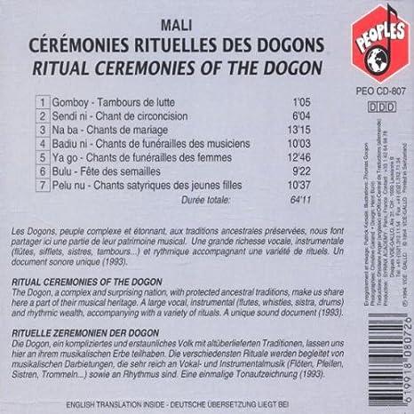 Various - Ritual Ceremonies of T - Amazon com Music