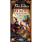 Five Tribes Whims of The Sultan Expansion Board Game