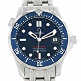Omega Seamaster quartz mens Watch 2223.80.00 (Certified Pre-owned)