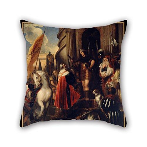 Oil Painting Jan Lievens - Quintus Fabius Maximus Pillowcove