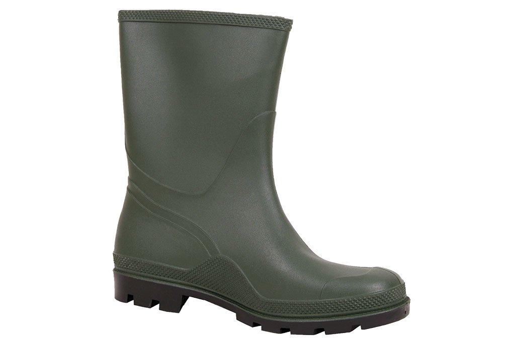Cofan 12002045 - Bota de agua media cañ a (cuarzo, T-45) color verde Cofan (COFB0)