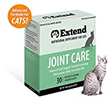 Product review for Extend - Joint Care for Cats - One Month Supply- Glucosamine for Cats - Advanced Joint & Hip Supplement with MSM, Chondroitin, 100%, ALL NATURAL