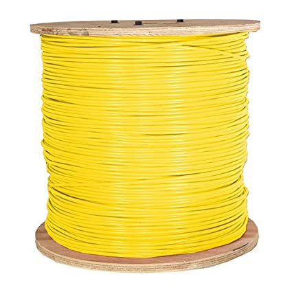 Amazon.com: 14-1-Yellow 14 AWG Underground Wire (2500 ft ... on underground generator, underground transmission, underground wire in shorts,