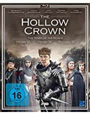 The Hollow Crown - Staffel 2  - The War of Roses (Blu-ray)