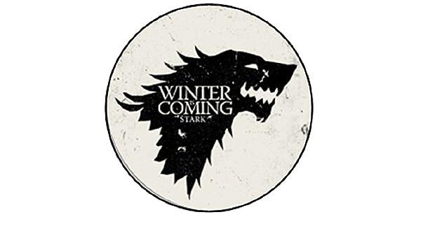 Stark Lema - Se acerca el invierno (blanco) - Juego de ...