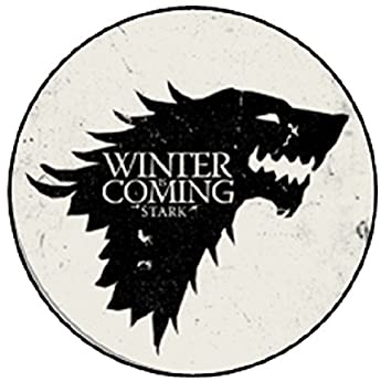 Stark Motto Winter Is Coming White Game Of Thrones