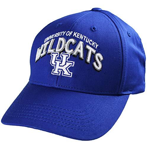 Top of the World Kentucky Wildcats Official NCAA Adjustable Curved Bill C Deal Hat Cap 215925 ()