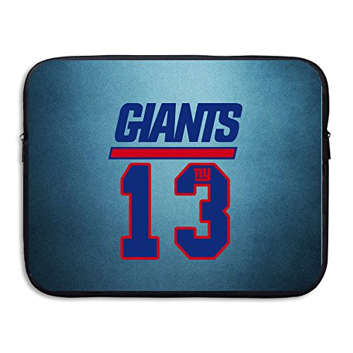 - ZOENA New York Odell #13 Player Water-resistant Notebook Carrying Case Bag 13-15 Inch