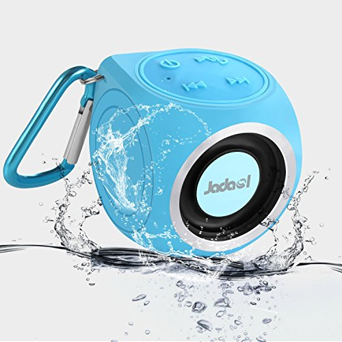 Jadaol 2015 New Design Small Cubic Waterproof Portable Bluetooth Speakers For Bathroom Shower
