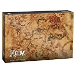 USAopoly Zelda: Breath of The Wild Hyrule Map Jigsaw Puzzle