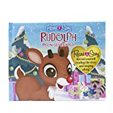 Rudolph the Red-Nosed Reindeer (Record-a-Story) 9781450847087