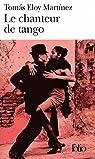 Le chanteur de tango par Martinez
