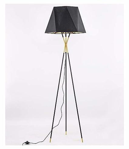 various colors 40bef b9c73 Amazon.com: WB_L Floor Lamps Three-Legged Floor Lamp Living ...