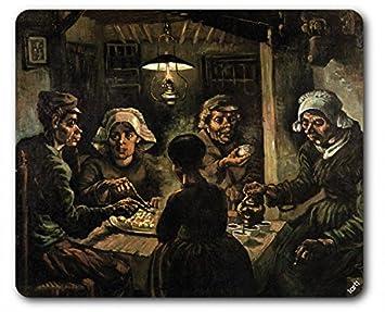 Vincent Van Gogh - Los Comedores De Patatas, 1885 ...