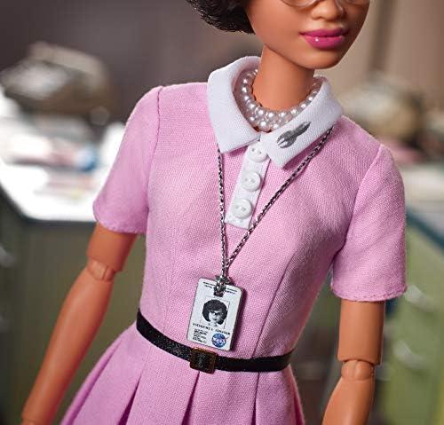 ALPHA KAPPA ALPHA Katherine Johnson Barbie Doll Inspiring Women Hidden Figures*